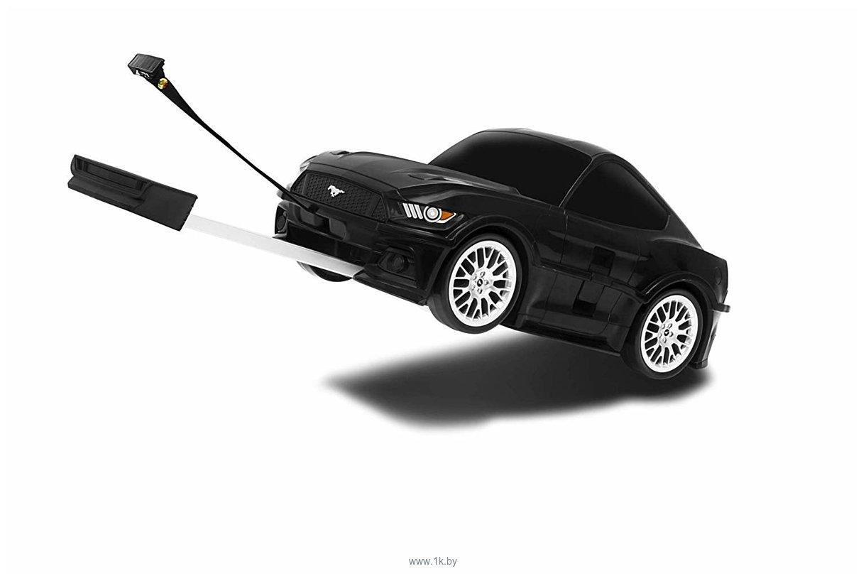 Фотографии Ridaz 2015 Ford Mustang GT (черный)