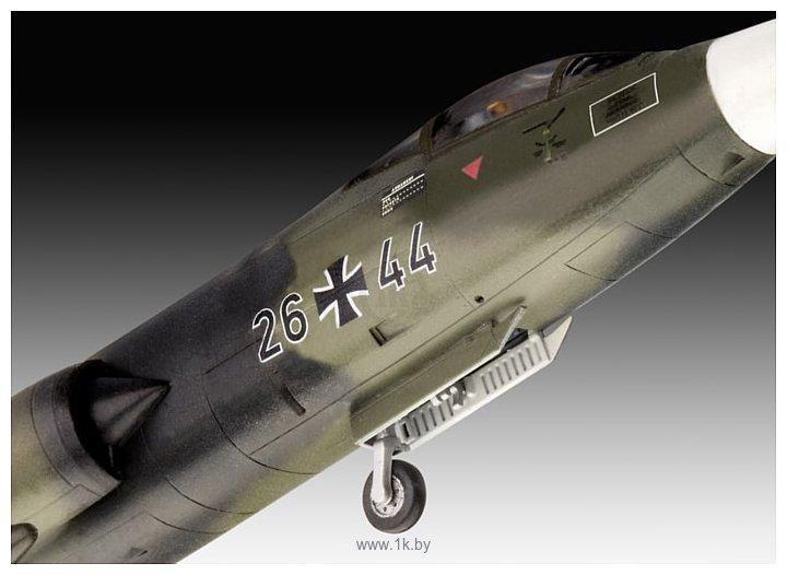 Фотографии Revell 63904 Истребитель Lockheed Martin F-104G Starfighter