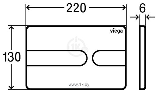 Фотографии Viega Visign for Style 23 8613.1  773 069