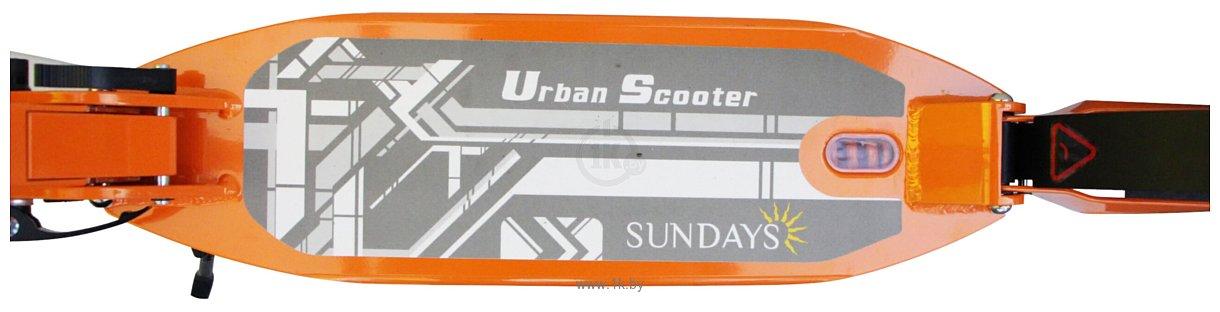 Фотографии Sundays SA-401-3 (оранжевый)
