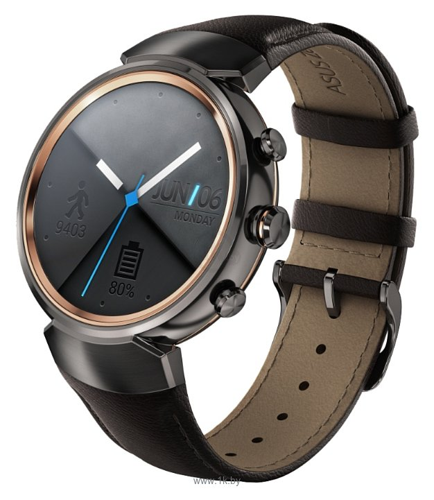 Фотографии ASUS ZenWatch 3 (WI503Q) leather