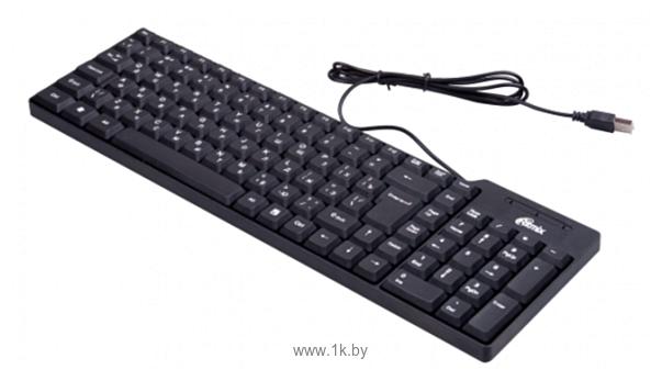 Фотографии Ritmix RKB-100 Black USB