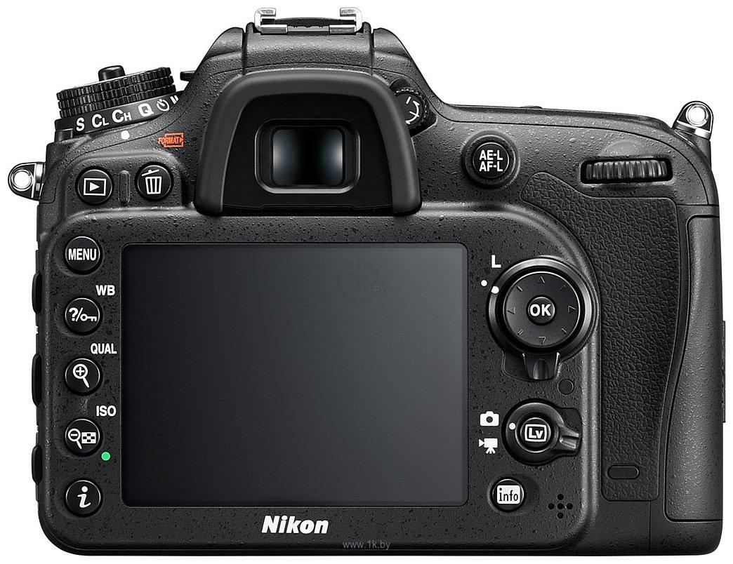 Фотографии Nikon D7200 Body