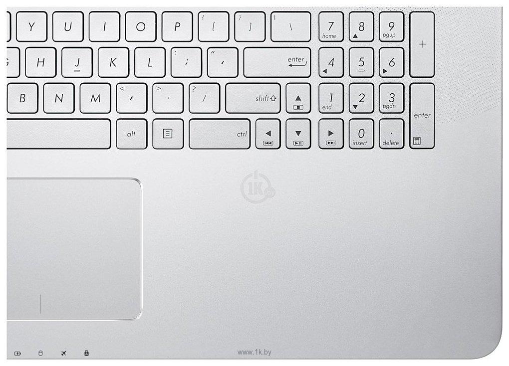 Фотографии ASUS VivoBook Pro N752VX-GC218T