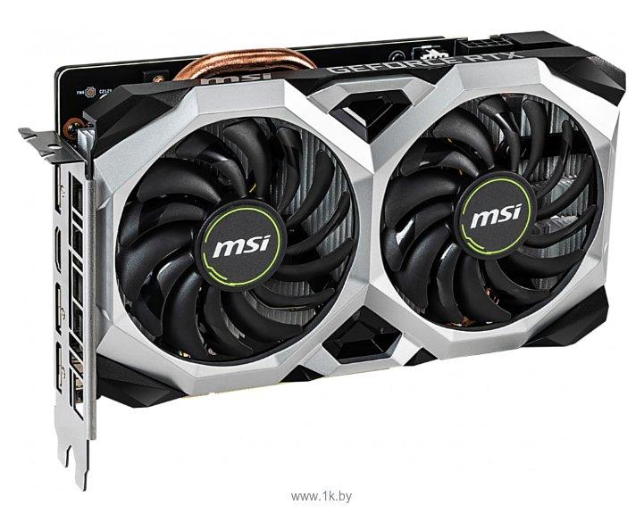 Фотографии MSI GeForce RTX 2060 VENTUS XS OC