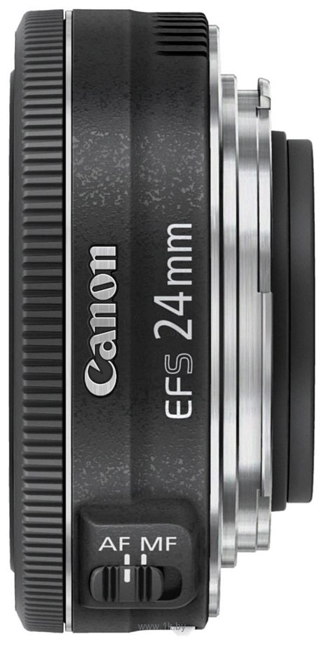 Фотографии Canon EF-S 24mm f/2.8 STM