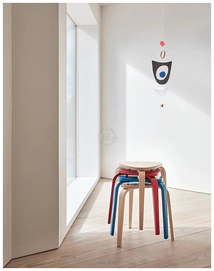 Фотографии Ikea Кюрре (ярко-красный) 904.349.75