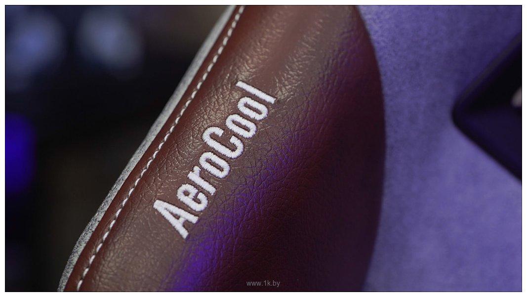 Фотографии AeroCool Duke Tan Grey (черный/серый)