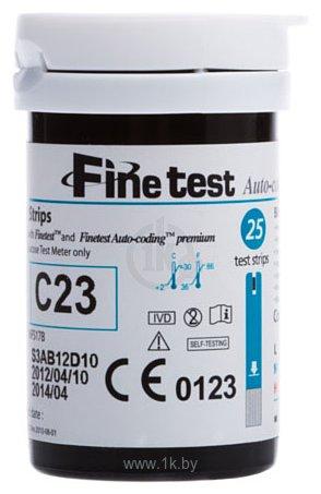 Фотографии Infopia Finetest Auto-Coding Premium 200 шт.