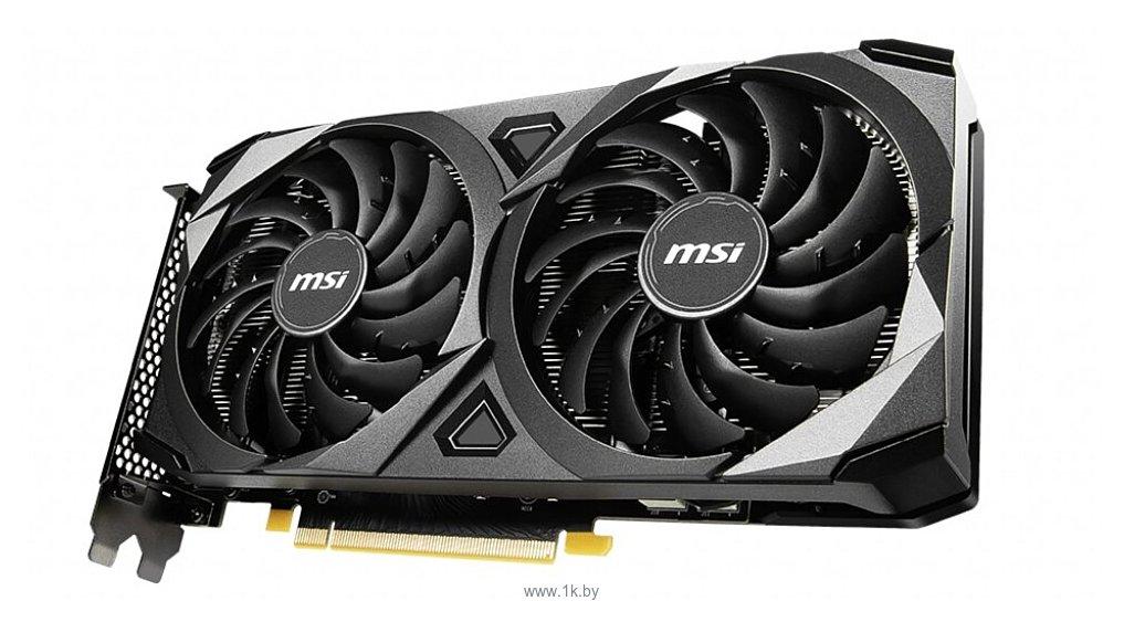 Фотографии MSI GeForce RTX 3060 VENTUS 2X 12G OC