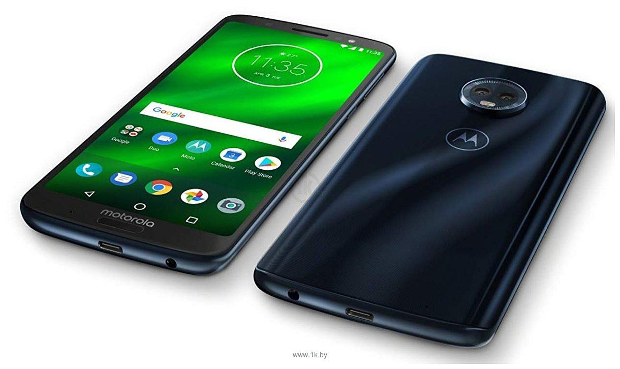 Фотографии Motorola Moto G6 Plus 64GB (XT1926)