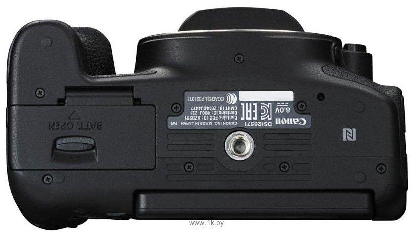 Фотографии Canon EOS 750D Kit