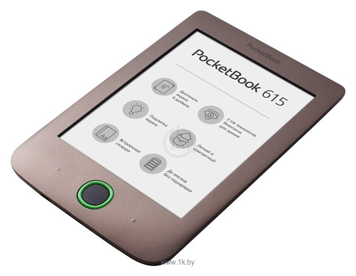 Фотографии PocketBook 615