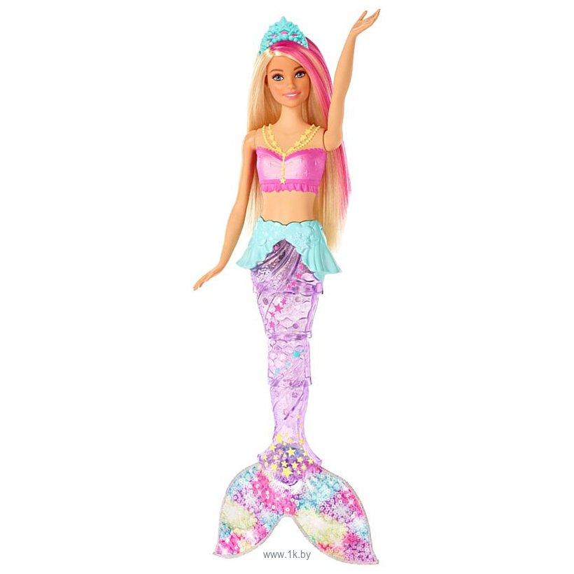 Фотографии Barbie Dreamtopia Sparkle Lights Mermaid GFL82