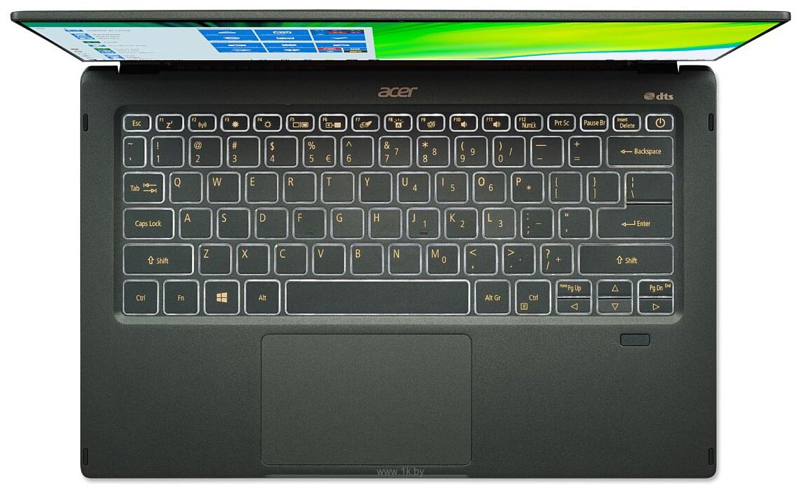 Фотографии Acer Swift 5 SF514-55TA-71JH (NX.A6SER.006)