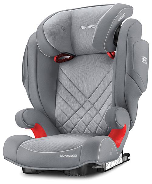 Фотографии Recaro Monza Nova 2 SeatFix