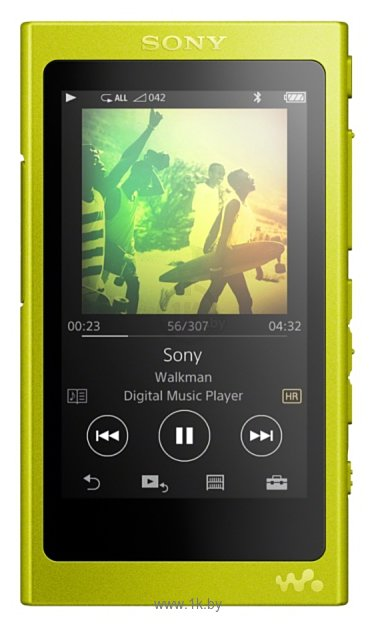 Фотографии Sony NW-A37