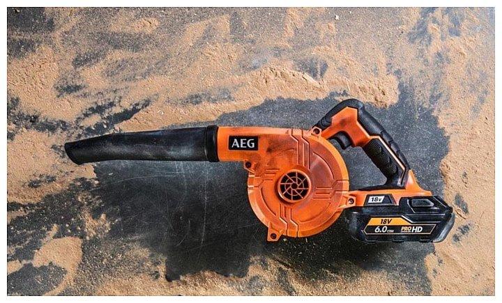 Фотографии AEG Powertools BGE18-0 (без АКБ)