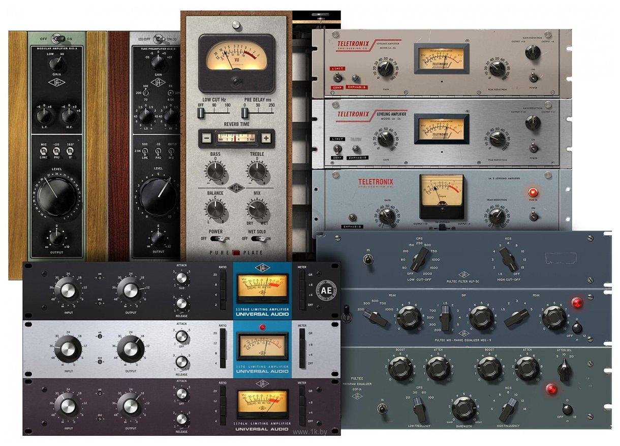 Фотографии Universal Audio Apollo Twin X DUO Heritage Edition