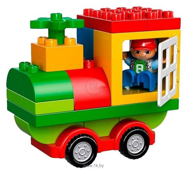 Фотографии LEGO Duplo 10572 Механик