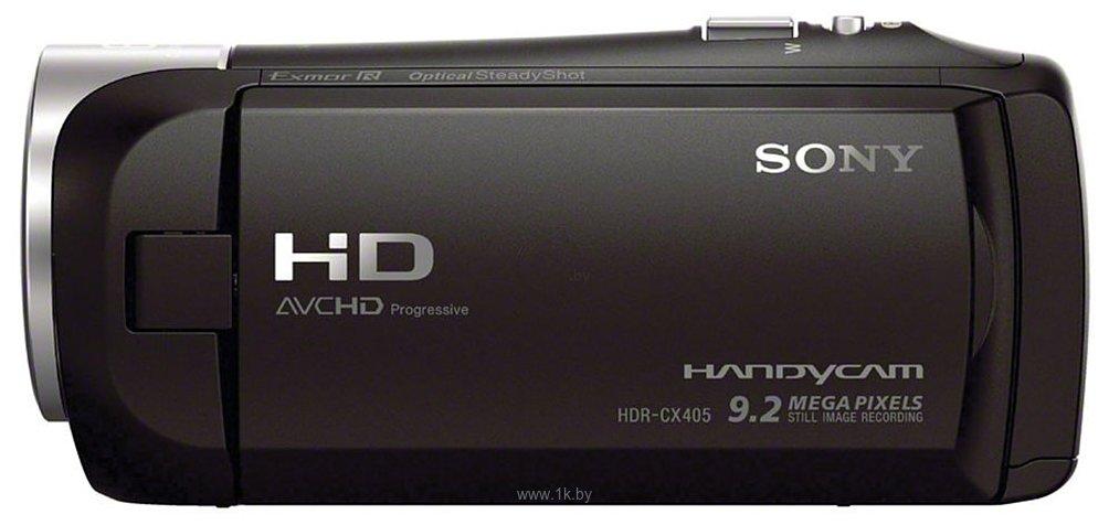 Фотографии Sony HDR-CX405