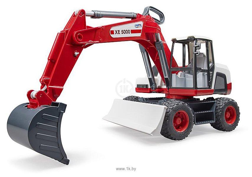 Фотографии Bruder Mobile excavator 03411