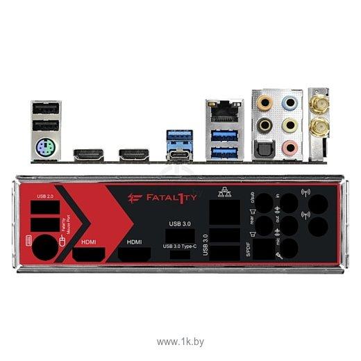 Фотографии ASRock Fatal1ty AB350 Gaming-ITX/ac