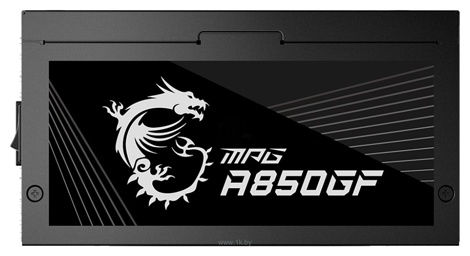 Фотографии MSI MPG A850GF 850W