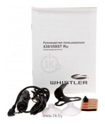 Фотографии Whistler 438ST Ru