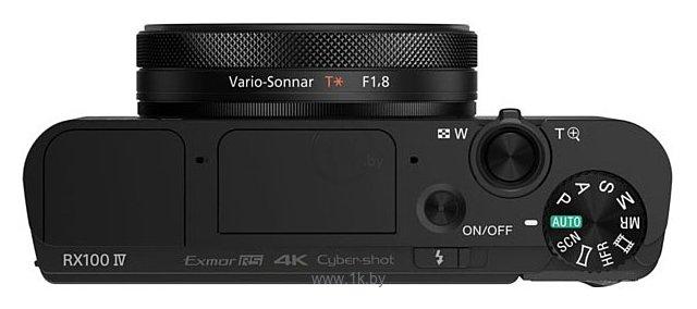 Фотографии Sony Cyber-shot DSC-RX100M5