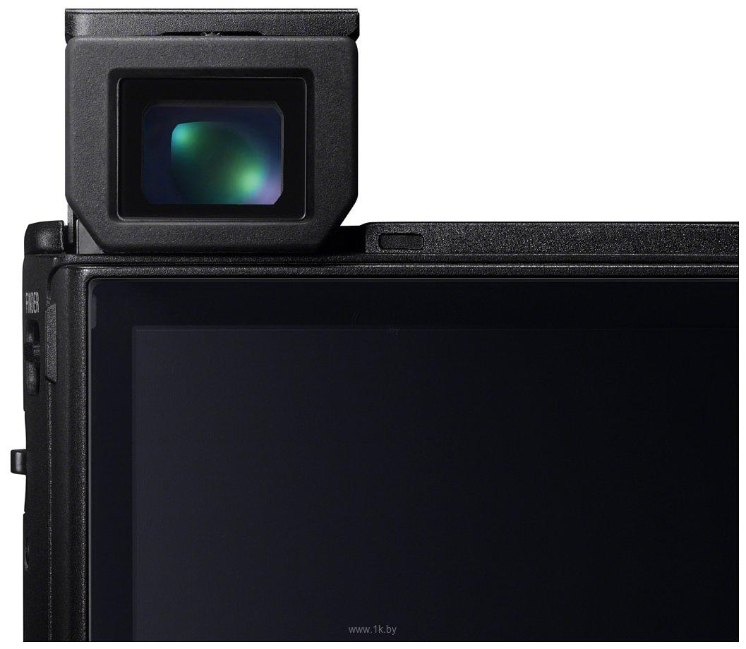 Фотографии Sony Cyber-shot DSC-RX100M3