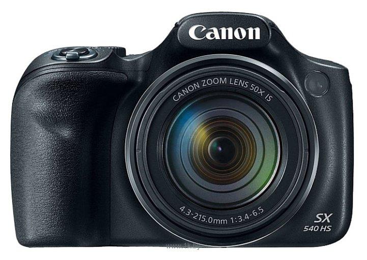 Фотографии Canon PowerShot SX540 HS