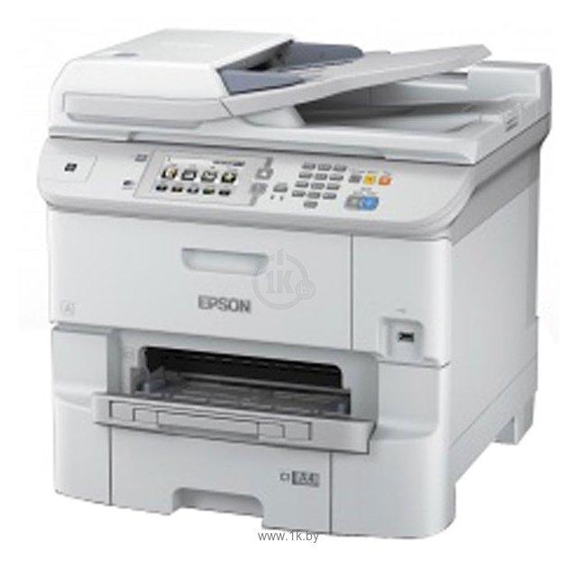 Фотографии Epson WorkForce Pro WF-6590DWF