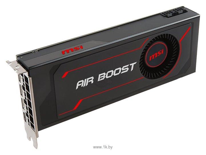 Фотографии MSI Radeon RX Vega 64 1272Mhz PCI-E 3.0 8192Mb 1890Mhz 2048 bit HDMI HDCP Air Boost OC