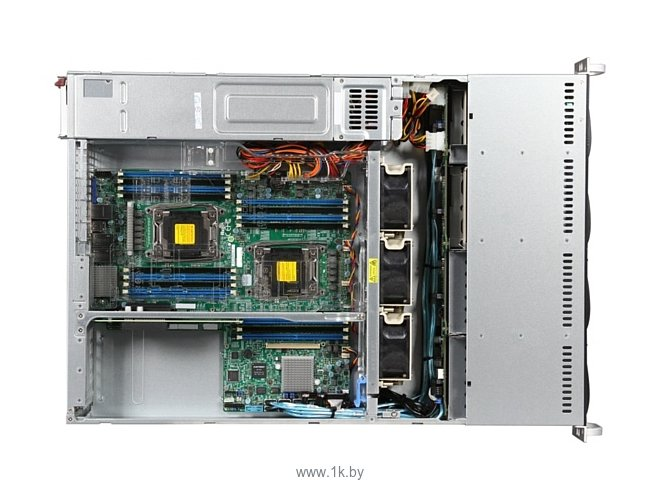 Фотографии Supermicro SYS-6028R-WTRT