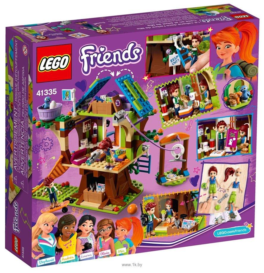 Фотографии LEGO Friends 41335 Домик Мии на дереве