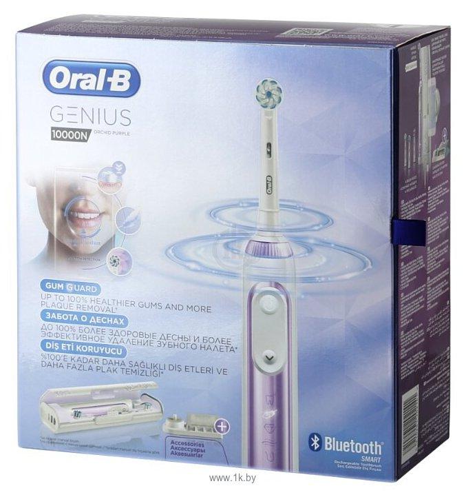 Фотографии Oral-B Genius 10000N
