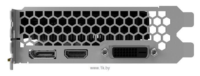 Фотографии Palit GeForce GTX 1050 Ti Dual OC (NE5105TS18G1-1071D)
