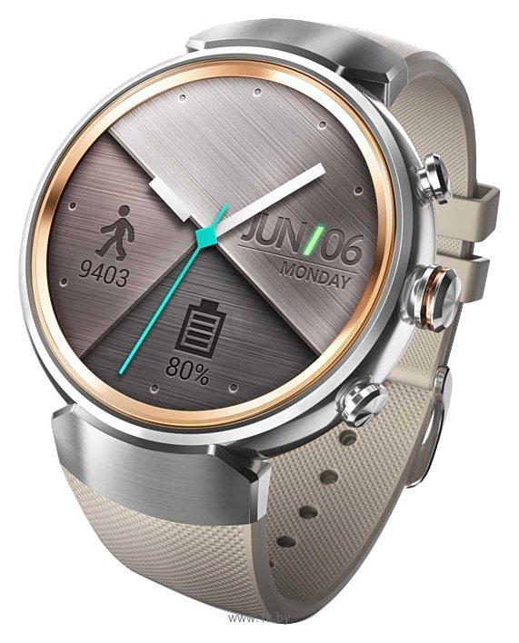 Фотографии ASUS ZenWatch 3 (WI503Q) silicon