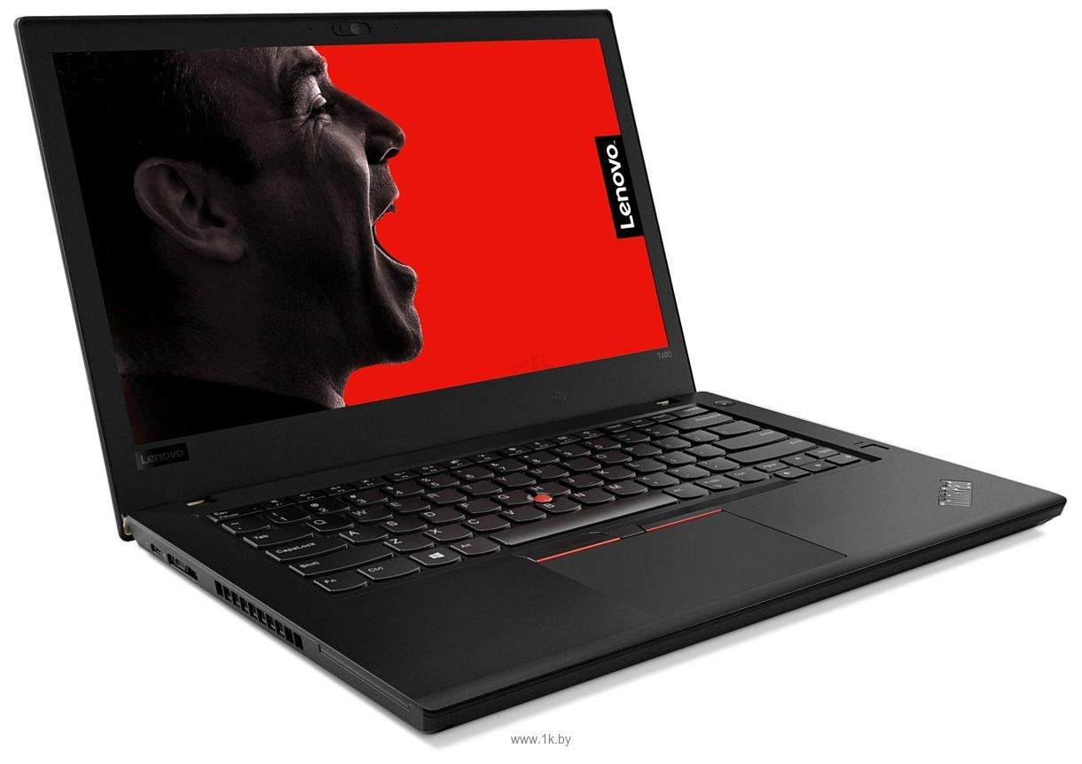 Фотографии Lenovo ThinkPad T480 (20L50009RT)