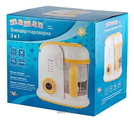 Фотографии Maman LS-B612