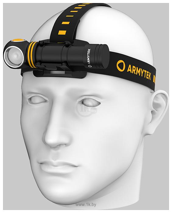 Фотографии Armytek Elf C2 Micro USB (White)
