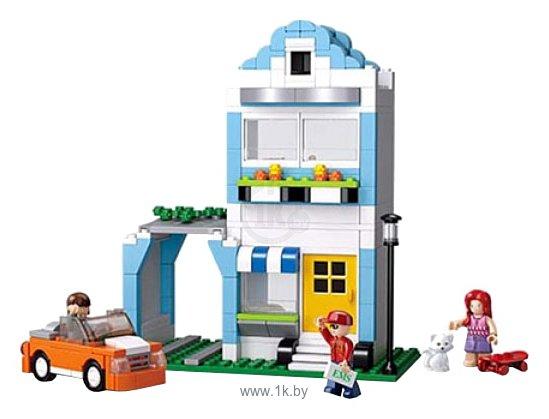 Фотографии SLUBAN Городская серия M38-B0572 Апартаменты Ленни и Куинни
