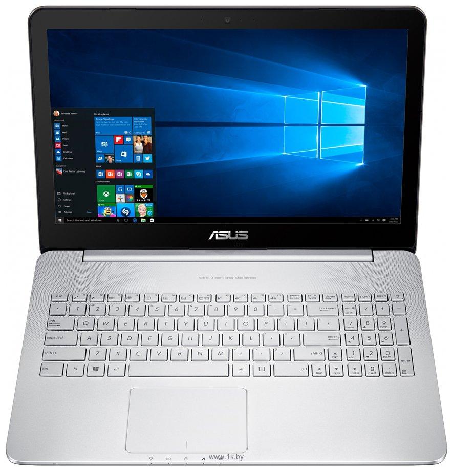 Фотографии ASUS VivoBook Pro N552VX-FW354T