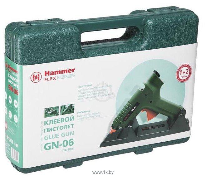 Фотографии Hammer Flex GN-06