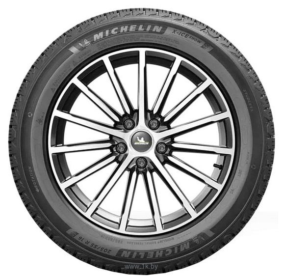 Фотографии Michelin X-Ice Snow SUV 225/65 R17 106T