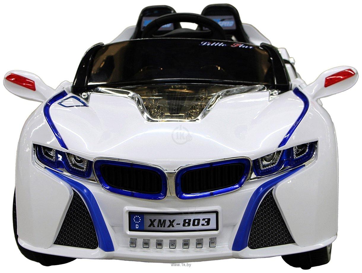 Фотографии Sundays BMW i8 (белый) (BJ803)