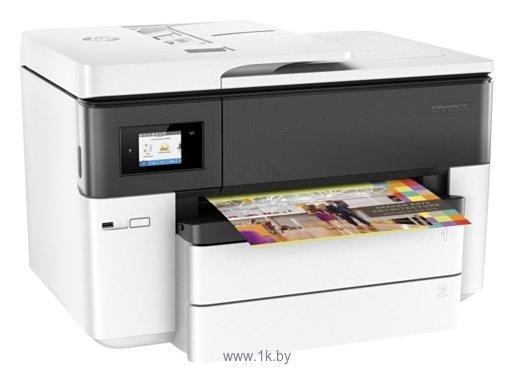 Фотографии HP OfficeJet Pro 7740