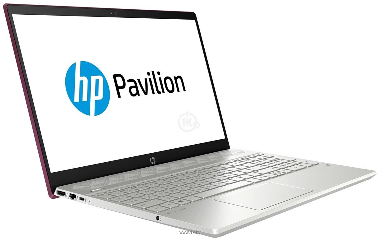 Фотографии HP Pavilion 15-cs0032ur (4JU81EA)