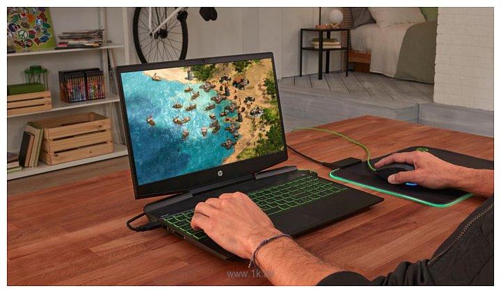 Фотографии HP Pavilion Gaming 15-ec0008nw (8BV57EA)
